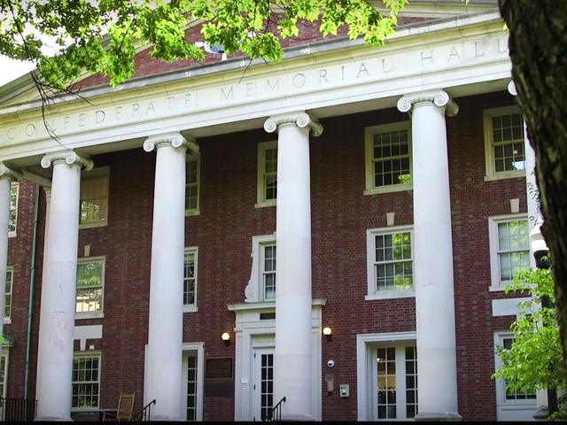 वेंडरबिल्ट यूनिवर्सिटी ने इसके कंफेडरेट मेमोरियल हॉल का नाम बदलने के लिए 1,200,000 डॉलर का भुगतान किया