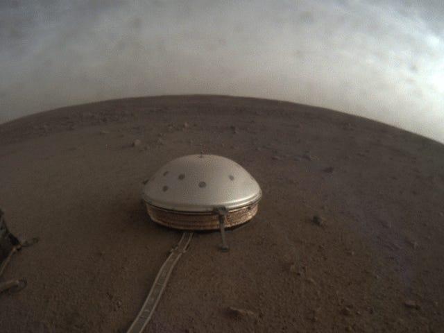 Τώρα μπορείτε να ακούσετε το Marsquakes