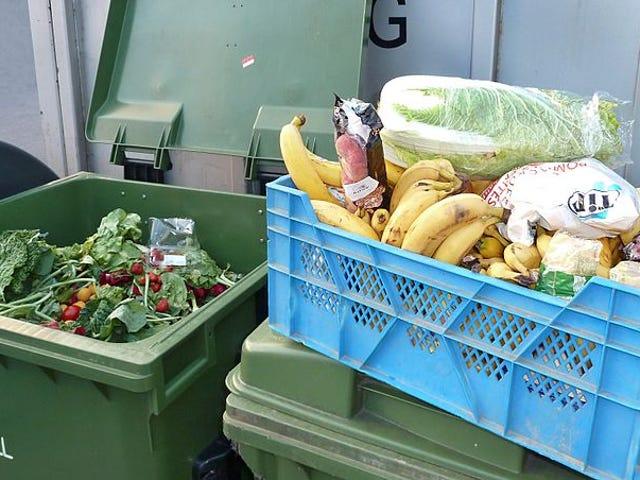 Γιατί οι ΗΠΑ δεν μπορούν ποτέ να περάσουν έναν νόμο για τα απόβλητα τροφίμων όπως η Γαλλία