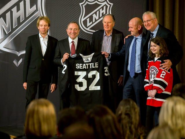 Kann Seattles NHL-Team Vegas's Magie zurückerobern?