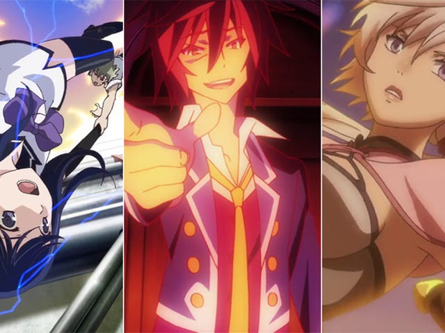 The Five Anime of Spring 2014 You Should Be Watching