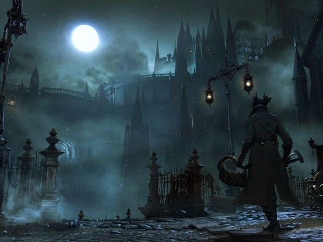 We Are Doing A German Coop Lore Playthrough Of Bloodborne (Update: Now With English Subtitles)