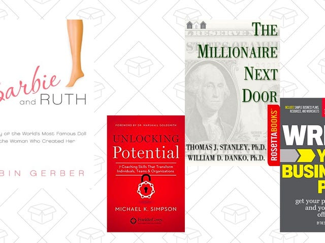 Mind Your Business With These Discounted Kindle Books, All Under $5