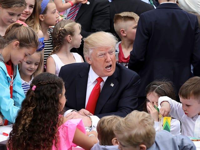 Περιμένετε, γνωρίζει ο Donald Trump τον ηγέτη του ονόματος της Βόρειας Κορέας;