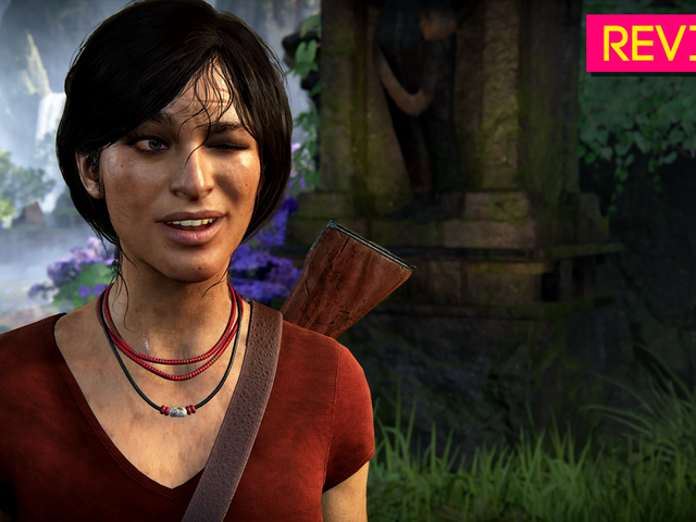 <i>Uncharted: The Lost Legacy:</i> The <i>Kotaku</i> Review