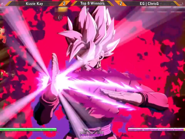 Weird Dragon Ball FighterZ Tournament Rule Sets Up Incredible Comeback