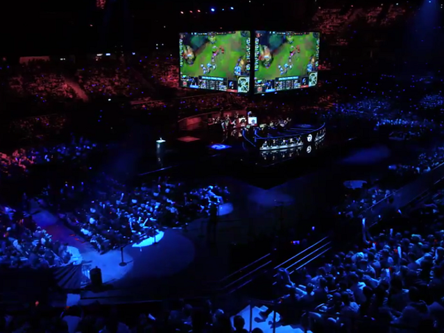 The Weekend In Esports: <i>FIFA</i>, The <i>League</i> Spring Finals, And More