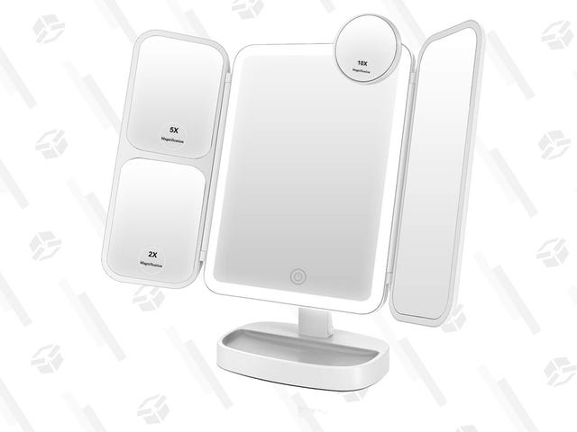Mirror, Mirror on Amazon, You're Only $17 With This Coupon