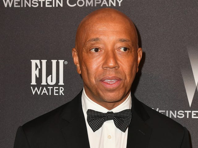 Another Woman Accuses Russell Simmons of Rape, Bringing Total Allegations to Over a Dozen