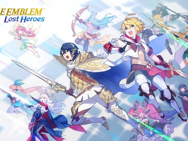 Dragalia Lost Is Crossing Over With Fire Emblem