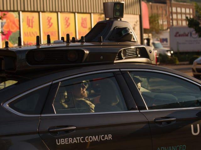 Googleは、Uberとの自賠責車訴訟を解決するために最低10億ドルと公的な謝罪を求めた:報告(更新)