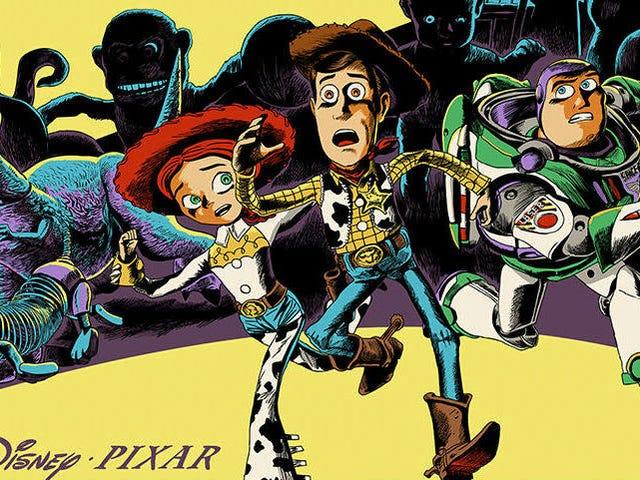 Αυτά τα αφίσα Mondo πιθανότατα δεν θα σας κάνουν να φωνάξετε, αλλά είναι pixar, έτσι είναι δυνατό