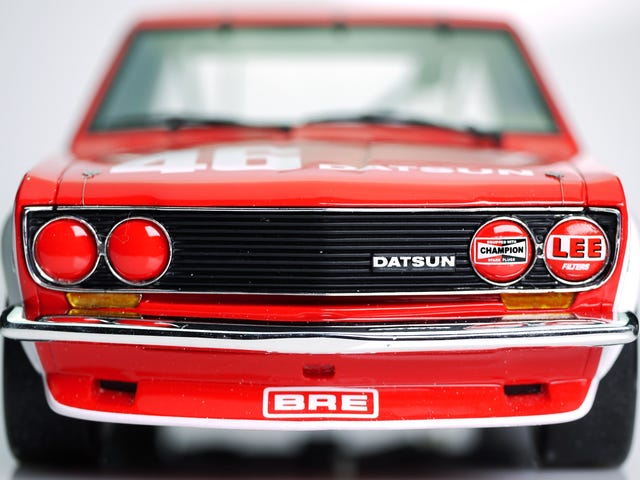"The Great Outdoors #229 ""Datsun BRE #46"""