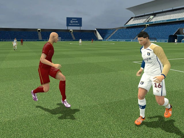 World Cup Fever Update: A Soccer Game That Used To Be A Half-Life Mod