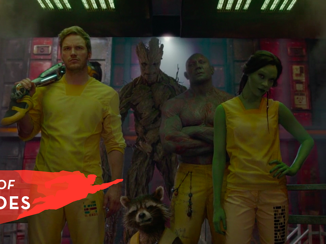 With Guardians Of The Galaxy, Marvel made household names out of interstellar second-stringers