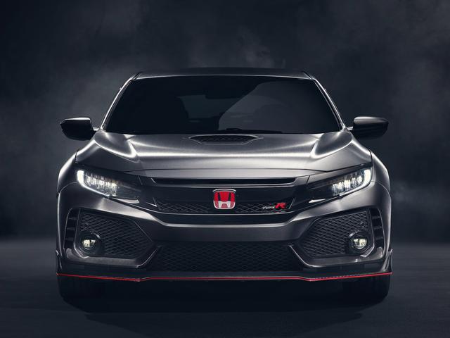 Préparez-vous pour voir enfin la production Honda Civic Type R le mois prochain