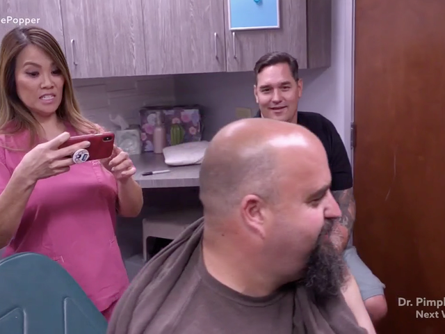 The Pus Will Continue to Flow in Season 2 of Dr. Pimple Popper