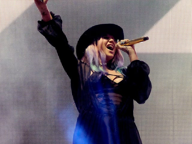 Kesha Is Touring With Diplo This Summer