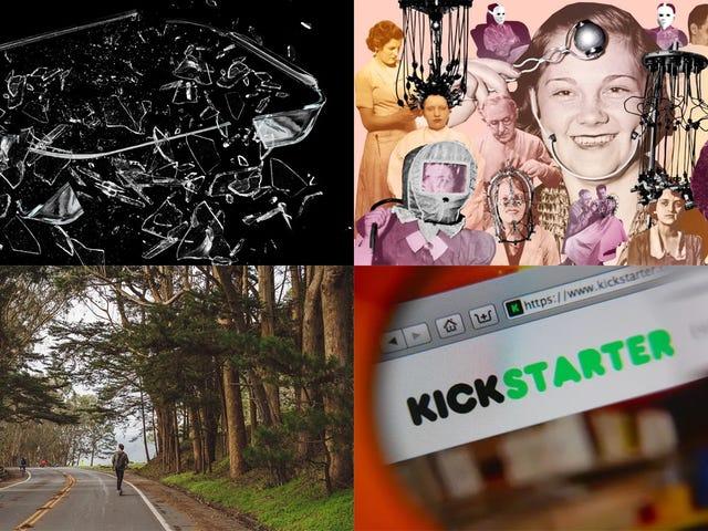 Räjähtävä pyrex, valaiden autopsiot ja upeat gadget-viat: viikon parhaat Gizmodo-tarinat