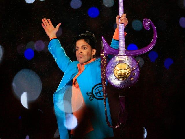 Como fazer o stream do novo álbum do Prince agora