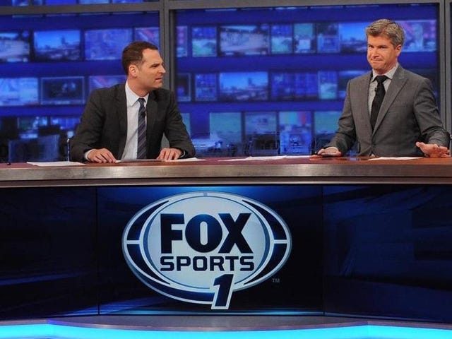 FS1-värd Dan O'Toole Blaster Fox Sports For Layoffs