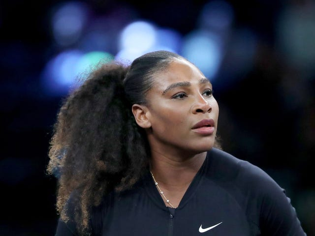 Serena Williams: Young Boys, Men Should Be Included in Conversation on Stopping Domestic Violence