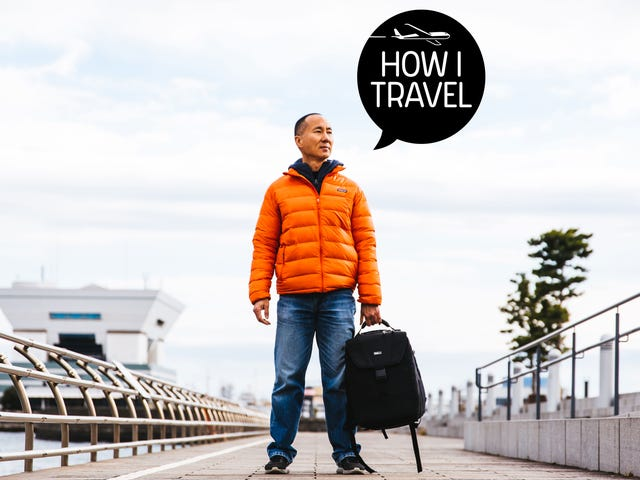 I'm Tony Wu, Underwater Photographer, and This Is How I Travel