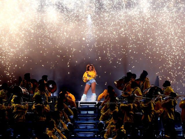 Beyoncé's Homecoming : Pinakamaliit na Pagganap ng Coachella Naturally Nagdudulot ng Blackest Ratings ng Netflix