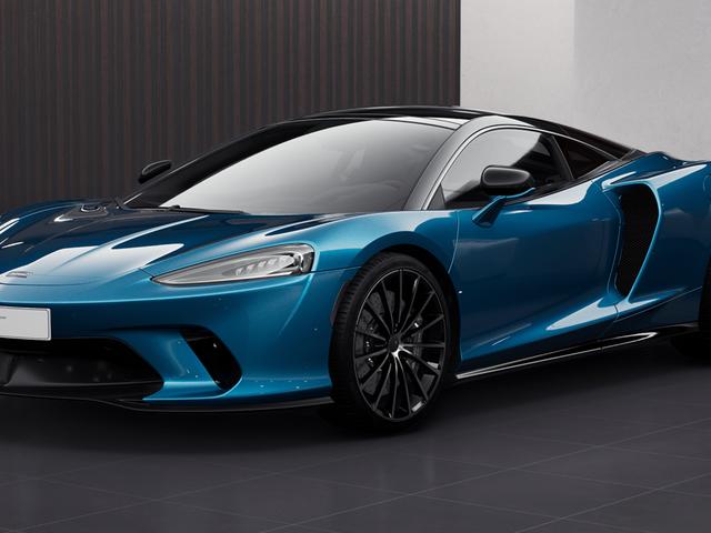 Como você configuraria seu Grand-Touring, o McLaren GT de US $ 210 mil?