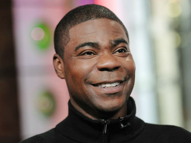 Tracy Morgan Steps Out for the First Time Since His Accident