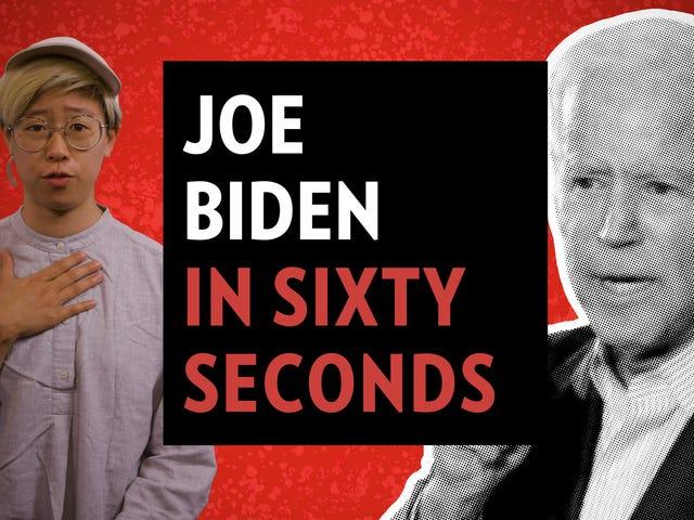 Spiegare Joe Biden, che l'America dovrebbe divorziare immediatamente