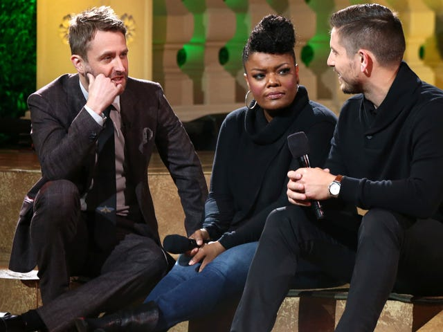 Yvette Nicole Brown Will Fill In for Chris Hardwick on Talking Dead Following Abuse Allegations