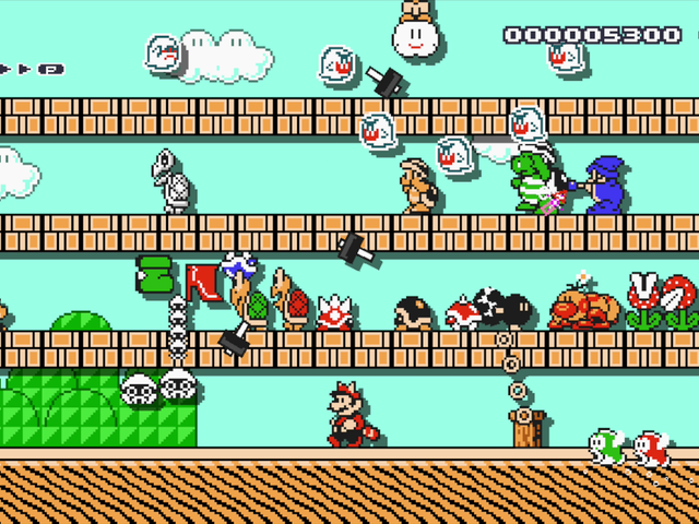 Nintendo Finally Fixed Mario Maker's 100 Mario Challenge