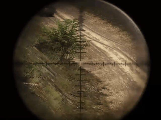 Le nouveau fusil de sniper de <i>Wildlands</i> peut faire sauter une voiture, d&#39;une manière ou d&#39;une autre