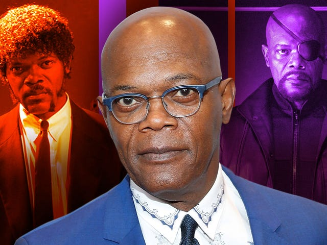 Samuel L. Jackson on Nick Fury, Mace Windu, and the power of a great wig