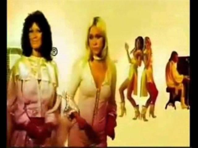 """ABBA """"Lay All Your Love On Me"""" est la plus grande chanson pop de Suède, peut-être de n'importe où"""