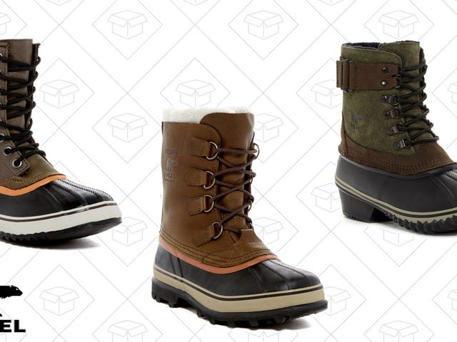 Almost Every Sorel Boot You Could Want is Under $100 at Nordstrom Rack Right Now