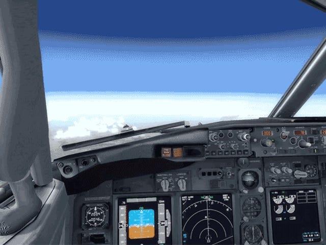 Efter en dag fra Boeing 737 blev der foreløbig oplyst
