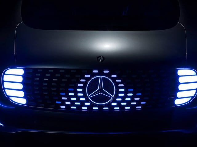 Mercedes Decides Who An Autonomous Car Should Save And The Answer Is Worrying