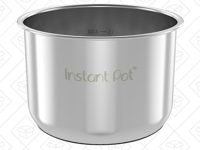 Buy a Spare Instant Pot Pot For $8 Off