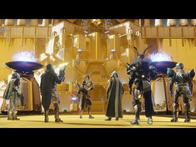 Destiny 2's New Raid Is A Massive Contraption Full Of Secrets