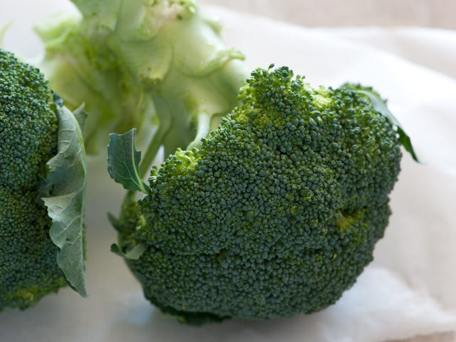 What to Do With Tough, Woody Broccoli Stems
