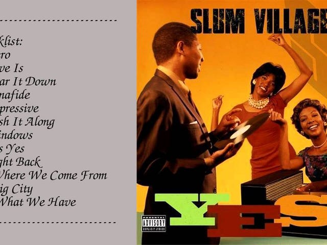 New Large Pro and Slum Village
