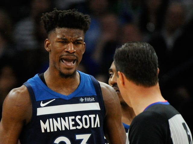 After All That, Jimmy Butler Is Ready To Play For The Timberwolves Tonight