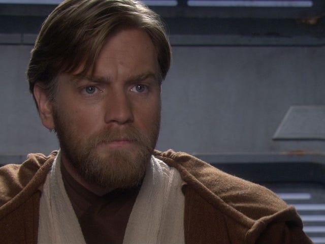 Una serie de Obi-Wan Kenobi, y no una película, estaría en desarrollo para Disney+