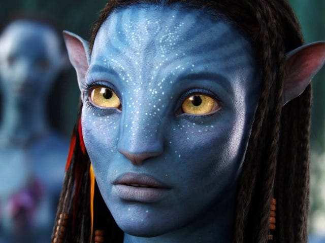 Zoe Saldana Has Already Finished Filming Avatar 2 and 3