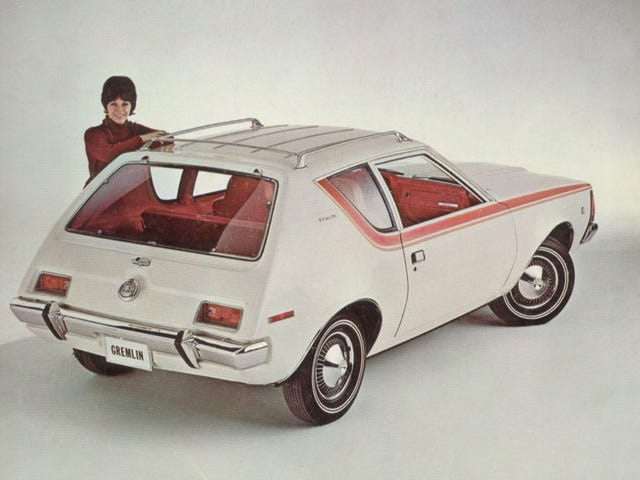 Quên về GTI, The 1970 AMC Gremlin là bản gốc Hot Hatch