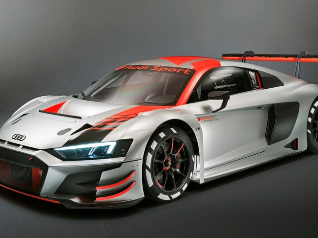 The New 2019 Audi R8 LMS GT3 Is Still Stupid Expensive, Still Looks Awesome
