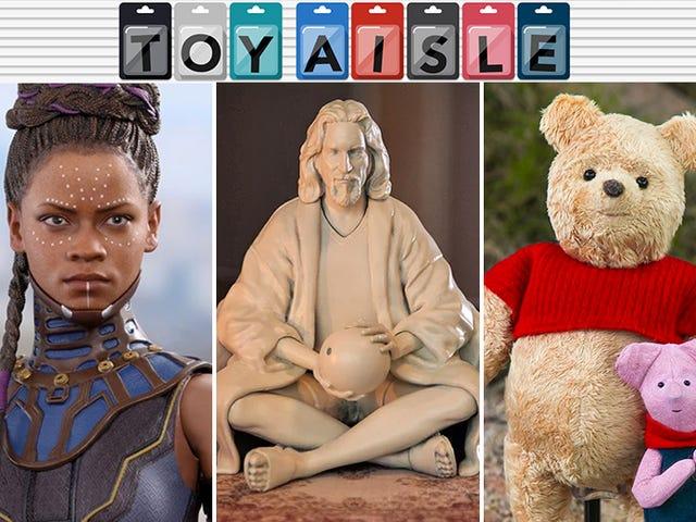 En Wakandan Princess, Dude, En Stor Tilfredsstillende Pooh, Og Flere av de fleste Wallet-Draining Toys of the Week