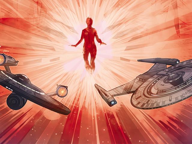 Новий <i>Star Trek</i> Комік буде слідувати Споку після закінчення другого сезону <i>Star Trek: Discovery</i>
